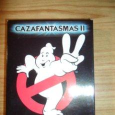 Videojuegos y Consolas: JUEGO PARA COMMODORE CAZAFANTASMAS II EN CASTELLANO (CASSETTE). Lote 53181384