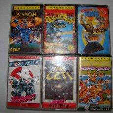 Videojuegos y Consolas: LOTE DE JUEGOS PARA COMMODORE. Lote 53504205