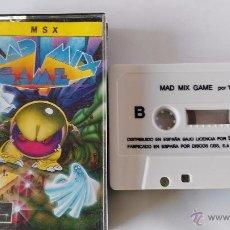 Videojuegos y Consolas: COMMODORE 64 JUEGO MAD MIX GAME . Lote 53770430