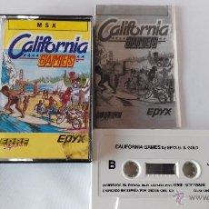 Videojuegos y Consolas: COMMODORE 64 JUEGO CALIFORINA GAMES. Lote 53770540