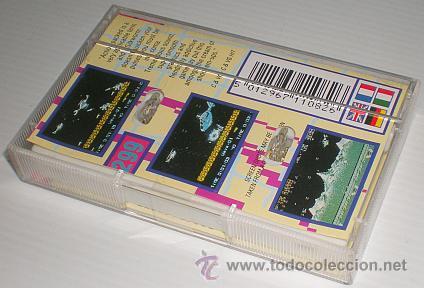 Videojuegos y Consolas: SilkWorm [Storm / The Sales Curve] 1989 Tecmo / Mastertronic Plus [Commodore 64 C64] - Foto 4 - 54058556