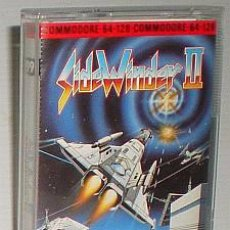 Videojuegos y Consolas: SIDEWINDER II [PAL DEVELOPMENTS] 1990 VIRGIN MASTERTRONIC [COMMODORE 64 C64] 2. Lote 54439272
