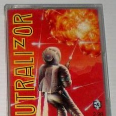 Videojuegos y Consolas: NEUTRALIZOR [E&J SOFTWARE] 1989 [COMMODORE 64 C64]. Lote 54439535