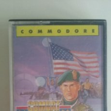 Videojuegos y Consolas: JUEGO COMMODORE 64/COMBAT SCHOOL-ERBE SOFTWARE.. Lote 54604159