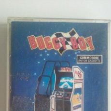 Videojuegos y Consolas: JUEGO COMMODORE 64/BUGGY BOY-ERBE SOFTWARE.. Lote 54606360