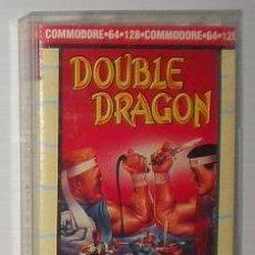 Videojuegos y Consolas: DOUBLE DRAGON [MELBOURNE HOUSE] 1989 VIRGIN [COMMODORE 64 C64]. Lote 55335257