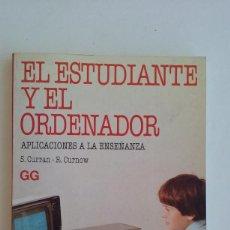 Videojuegos y Consolas: LIBRO/EL ESTUDIANTE Y EL ORDENADOR.COMMODORE 64. -ATARI/SPECTRUM.. Lote 55915686