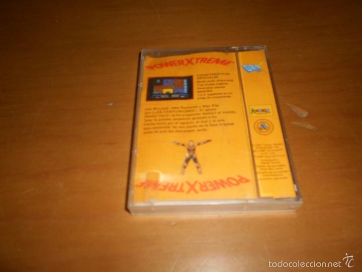 Videojuegos y Consolas: JUEGO CONSOLA COMMODORE CENTURIONS POWER XTREME 1987 - Foto 3 - 58216509
