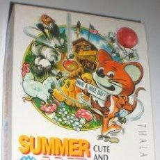 Videojuegos y Consolas: SUMMER CAMP [THALAMUS EUROPE] 1990 [COMMODORE 64 / 128 - C64 C128] - THE HITS 2 TAPE - SNARE. Lote 58564962