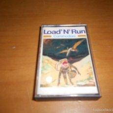 Videojuegos y Consolas: LOAD 'N' RUN, COMMODORE BANZAI EL BUSCADOR SPACE ANDROIDE CAMPINGS ETC.. Lote 58572592