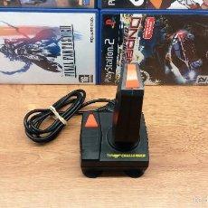 Videojuegos y Consolas: JOYSTICK CHEETAH CHALLENGER-AMSTRAD-SPECTRUM-COMMODORE-MSX-ATARI-FUNCIONANDO. Lote 58756305