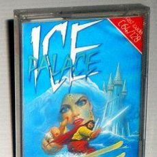 Videojuegos y Consolas: ICE PALACE [CREATIVE SPARKS] 1985 MASTERTRONIC MAD [COMMODORE 64 C64]. Lote 59928175