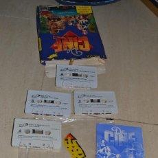 Videojuegos y Consolas: 4 JUEGOS COMMODORE DE CINE. Lote 61024755