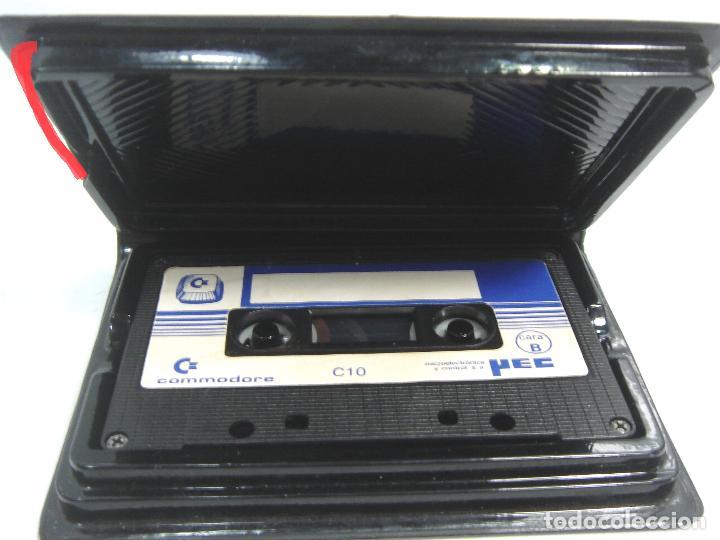 Videojuegos y Consolas: VIDEO JUEGO CASETE - COMMODORE 64 - BALONCESTO -CAJA ESTUCHE - C10 - Foto 3 - 71516259