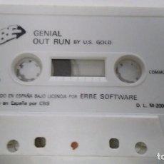 Videojuegos y Consolas: JUEGO EN CINTA DE COMMODORE 64 GENIAL. Lote 73642427