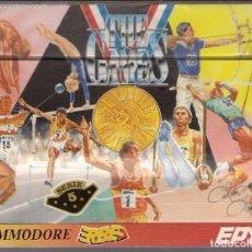 Videojuegos y Consolas: THE GAMES. Lote 76611895