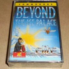 Videojuegos y Consolas: BEYOND THE ICE PALACE - JUEGO COMMODORE - PRECINTADO. Lote 77095821