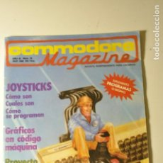 Videojuegos y Consolas: COMMODORE MAGAZINE - 26, 1986 - COMMODORE 64. Lote 77441833