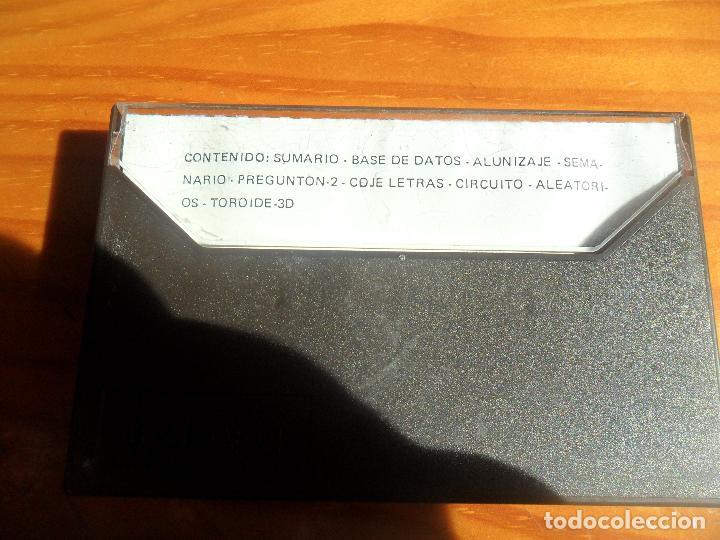 Videojuegos y Consolas: COMMODORE COMPUTER CLUB: ALUNIZAJE, PREGUNTON, CIRCUITO, TOROIDE 3D, ... - Foto 2 - 84340752
