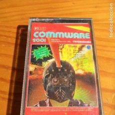 Videojuegos y Consolas: COMMODORE COMMWARE 2001: RAPIGRAMA, CAZA SUBMARINOS, OTHELO, DIFERENCIAS, QUINIELA.... Lote 84340884