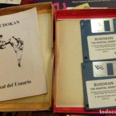 Videojuegos y Consolas: COMMODORE AMIGA 500/1000/2000 BUDOKAN THE MARTIAL SPIRIT . CASTELLANO.FUNCIONA. Lote 84394052