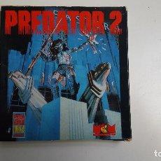 Videojuegos y Consolas: PREDATOR 2 - COMMODORE (1991). Lote 84596024