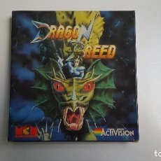 Videojuegos y Consolas: DRAGON BREED - COMMODORE (1989). Lote 84596232