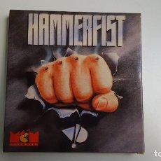 Videojuegos y Consolas: HAMMERFIST - COMMODORE (1990) VIVID IMAGE. Lote 84596552