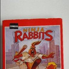 Videojuegos y Consolas: NINJA RABBITS - COMMODORE 64. Lote 84662412