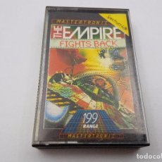 Videojuegos y Consolas: THE EMPIRE FIGHTS BACK SINCLAIR SPECTRUM ZX 16K 48K 128K.COMBINO ENVIOS. Lote 87015472