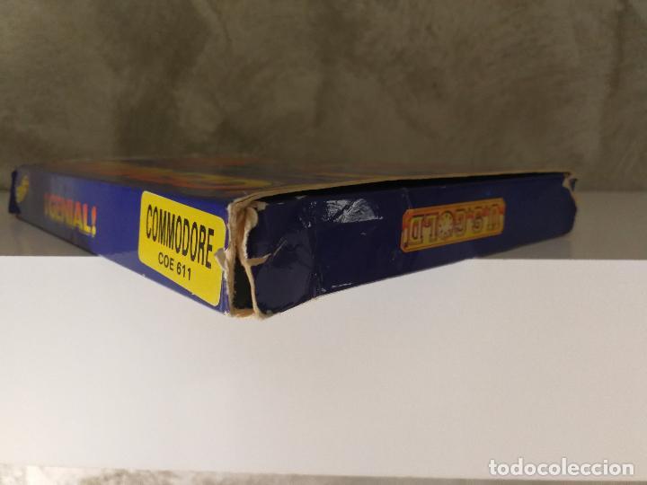Videojuegos y Consolas: CAJA GENIAL JUEGOS COMMODORE 64 - Foto 5 - 90827430