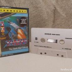 Videojuegos y Consolas: XEVIOUS COMMODORE 64. Lote 90828985