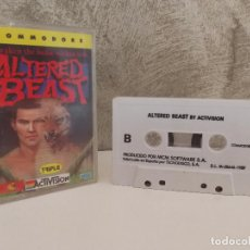 Videojuegos y Consolas: ALTERED BEAST COMMODORE 64. Lote 90829155