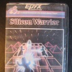 Videojuegos y Consolas: VIDEOJUEGO COMMODORE 64 SILICON WARRIOR - AMBIENTADO EN SILICON VALLEY - EPYX COMPUTER SOFTWARE. Lote 93827105