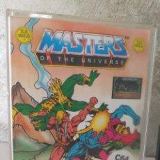 Videojuegos y Consolas: JUEGO MASTERS OF THE UNIVERSE COMMODORE 64. Lote 93838415