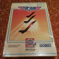 Videojuegos y Consolas: VIDEOJUEGO TOP GUN PRECINTADO! (COMMODORE)' TAGS: RETROINFORMÁTICA, SPECTRUM, PC, MSX, AMIGA, ATARI. Lote 94952127
