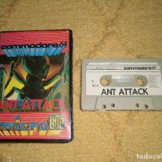 Videojuegos y Consolas: COMMODORE 64 - ANT ATTACK (QUICKSILVA / MICROBYTE). Lote 95964947