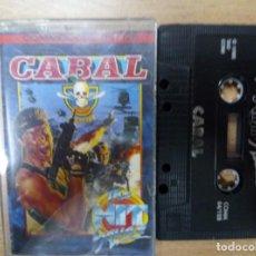 Videojogos e Consolas: CABAL - COMMODORE . Lote 96252171