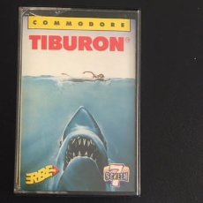 Videojuegos y Consolas: JUEGO PARA ORDENADOR COMMODORE TIBURON. Lote 98209707