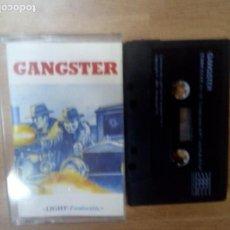 Videojuegos y Consolas: GANGSTER - COMMODORE 64. Lote 98761759