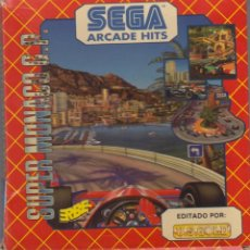 Videojuegos y Consolas: VIDEOJUEGO COMMODORE AMIGA SÚPER MÓNACO GP 1990. Lote 99249779