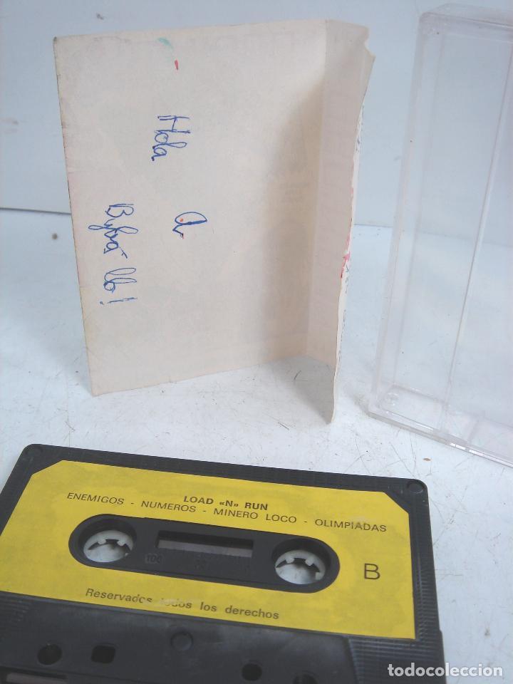 Videojuegos y Consolas: VIDEO JUEGO-COMMODORE 64 -LOAD´N RUN- ROBERT ENEMIGOS YETI MINERO LOCO -COMODORE - Foto 4 - 101942187