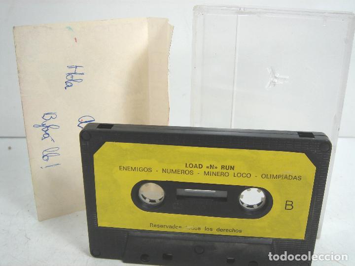 Videojuegos y Consolas: VIDEO JUEGO-COMMODORE 64 -LOAD´N RUN- ROBERT ENEMIGOS YETI MINERO LOCO -COMODORE - Foto 5 - 101942187