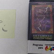 Videojuegos y Consolas: JUEGO PARA COMMODORE 64 THE STAFF OF KARNATH. Lote 102152919