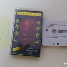 Videojuegos y Consolas: JUEGO PARA COMMODORE 64 BAAL. Lote 102153419