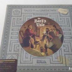 Videojuegos y Consolas - antiguo juego para commodore amiga tales of the unknown - 102167315