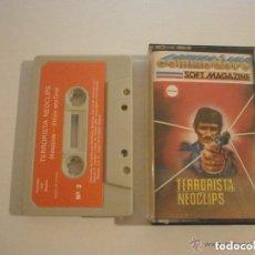Videojuegos y Consolas: JUEGO N2 TERRORISTA NEOCLIPS AÑO 1985.. Lote 102717211