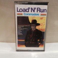 Videojuegos y Consolas: JUEGO COMODORE 64 LOAD N RUN VER FOTOS. Lote 103397263