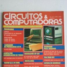 Videojuegos y Consolas: REVISTA CIRCUITO IMPRESO & COMPUTADORAS/ZX81/SPECTRUM/SINCLAIR/AÑOS 80.. Lote 104016783