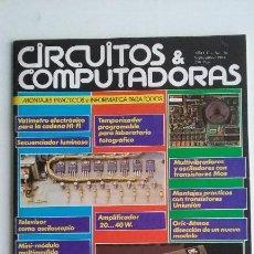 Videojuegos y Consolas: REVISTA CIRCUITO IMPRESO & COMPUTADORAS/ORIC-ATMOS/SPECTRUM/AÑOS 80.. Lote 104017355